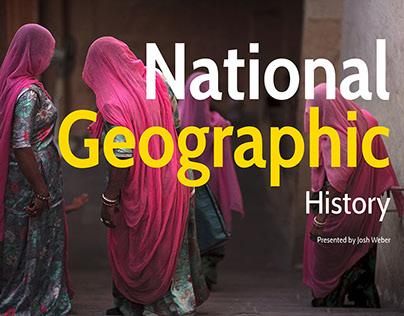 National Geographic Presentation