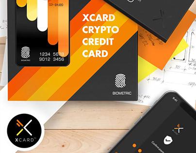 XCard Crypto Credit Card