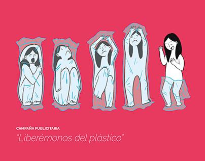 Campaña publicitaria: Liberémonos del plástico