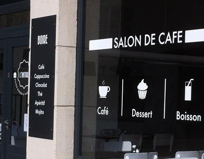 L'INITIAL - Bistro Burger & Salon de Café