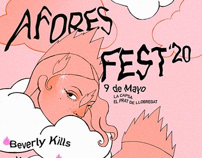 Imagen gráfica para Afores Fest'20