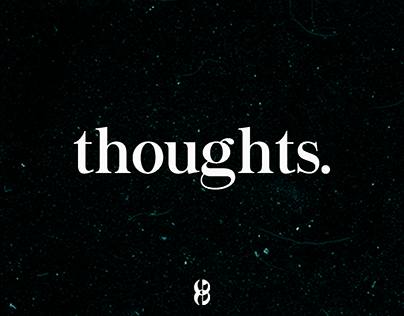 Thoughts Posters