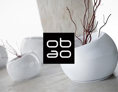 Projekt graficzny i wzorniczy OBAO