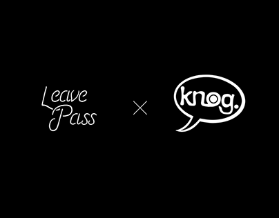 Leave Pass x Knog
