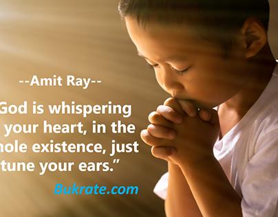 Amit Ray Quotes