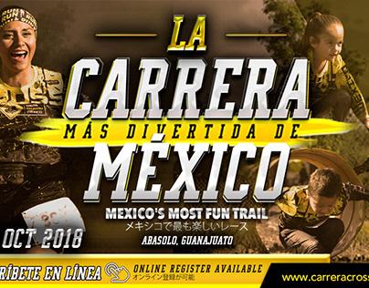 Diseño de Imagen para Cross Country México