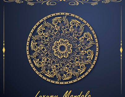 Luxury Mandala Design