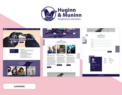 Web: Huginn & Muninn