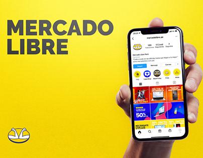 Mercado Libre - Social Media