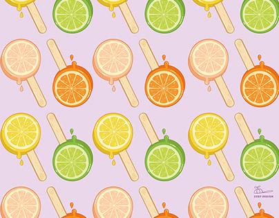 icecream and lemonade