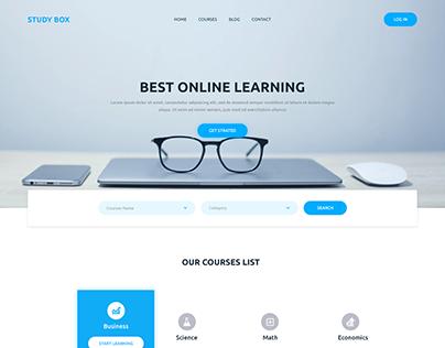 Study Box- Online Courses