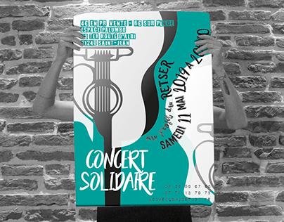 Poster Design MJC Saint Jean