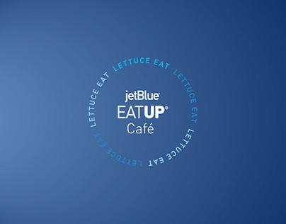 JetBlue–EatUp Cafe Salad Shaker