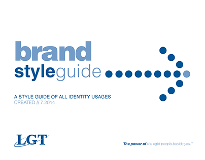LGT Brand Style Guide