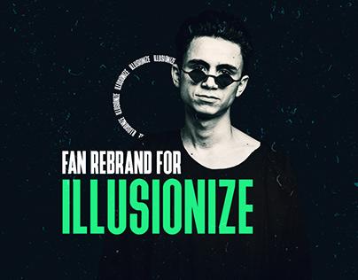 FAN REBRAND / Illusionize