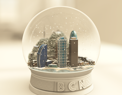 Snow Globe BCN