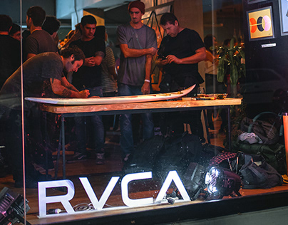 RVCA Gallery 3rd edition