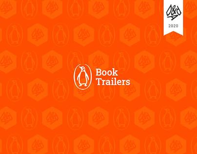 Penguin Book Trailers - D&AD