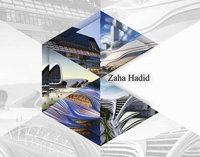 Zaha Haded projects Video