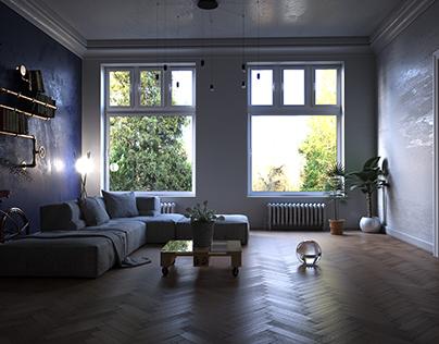 """""""Altbau"""" Apartment"""