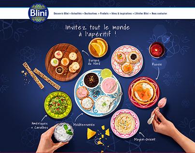 BLINI - Refonte du site