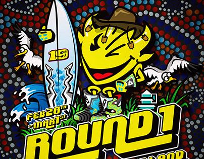 Bautista Illustration for the WorldSBK Round 1 2020