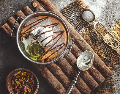 Brew and Chew new dessert menu