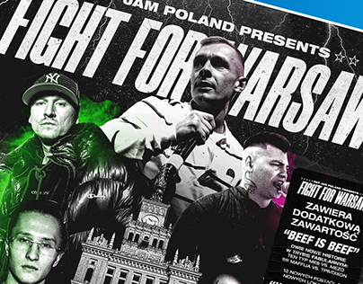 DEF JAM'S FIGHT FOR WARSAW