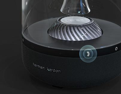 Harmon Kardon CGI speaker