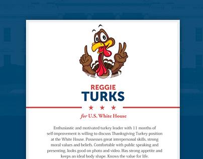 Thanksgiving turkey resume