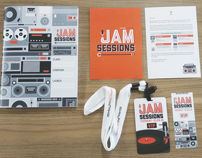 Marketing Event Collateral