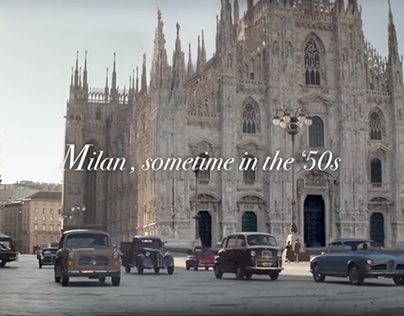 Fiat 500 Anniversary - See you in the future