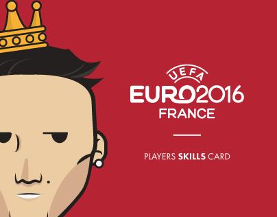 Euro2016 - Player Skills