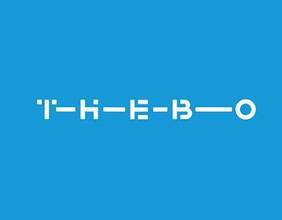 Thebo identity and branding