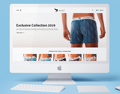 Menkind e-commerce redesing