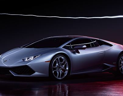 Lamborghini Huracan   Studio
