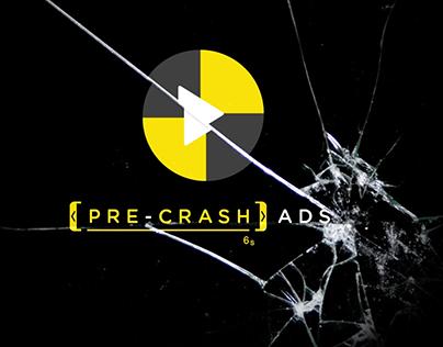 PRE CRASH ADS - AD CD