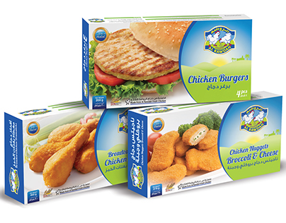 Al Rawdah Chicken Packaging