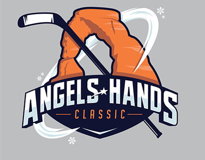 Hockey Tournament Logos