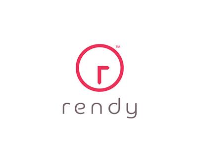 rendy   Logo design   KSA