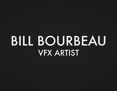 VFX Reel 2015
