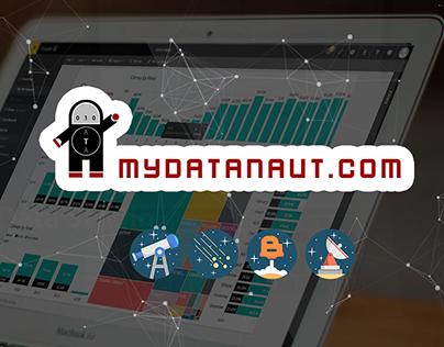 Website For Mydatanaut.com
