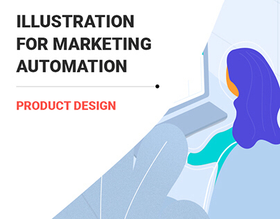 Illustrations - UserEngage Product Design