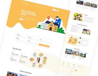 RentTime | Home Rental Web Template