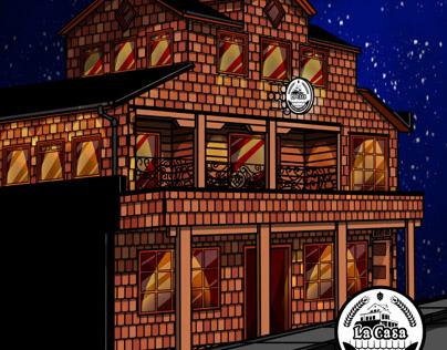 La Casa Growler & Restobar