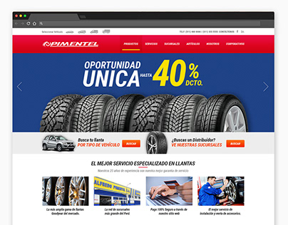 Web Design Pimentel