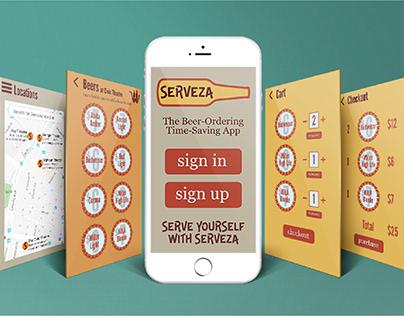 Mobile App: Serveza