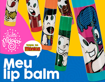 Meu lip balm - Kids' lip balm collection
