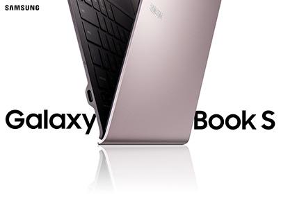 Galaxy Book S brand guideline