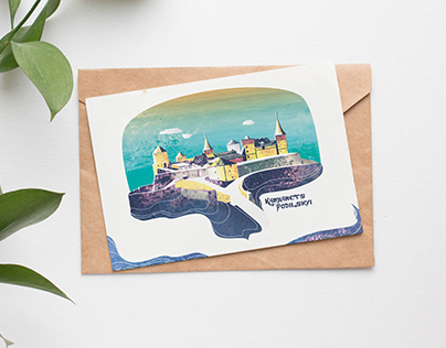 "Serie of the Cards ""Ukrainian cities"""